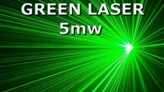 5mw Green Laser pointer**View Inside and Outside