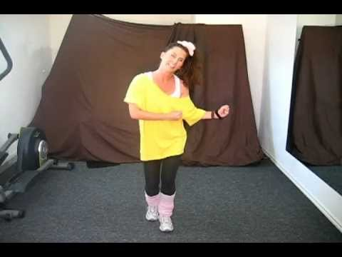 Adria's 80's Dance Instructional Video