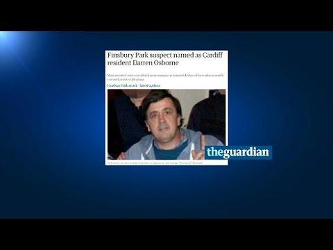 Finsbury Park attack: Cardiff resident Darren Osborne arrested