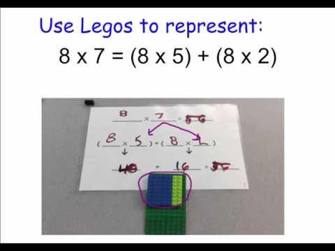 Multiplication Worksheets » Multiplication Worksheets Distributive ...