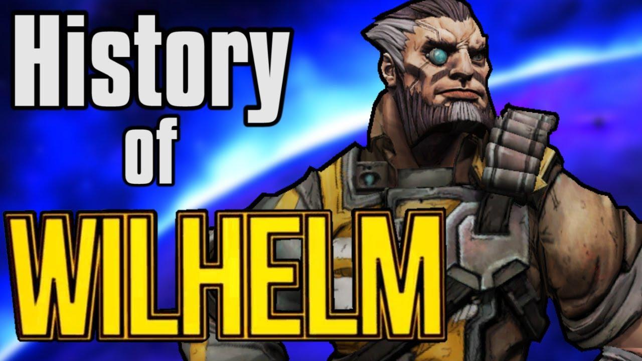 """Download The History of Wilhelm """"The Enforcer"""" - Borderlands"""