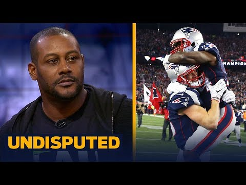 Ty Law: People are betting on Philly because 'everyone wants to see the Patriots lose' | UNDISPUTED