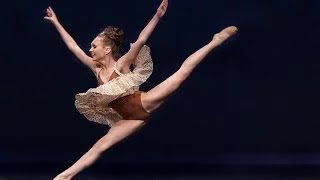 Maddie Ziegler Signature Leap 10 Times