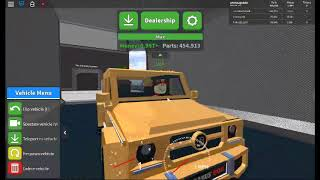 Roblox Car Crushers 2 (the Volcano pit)