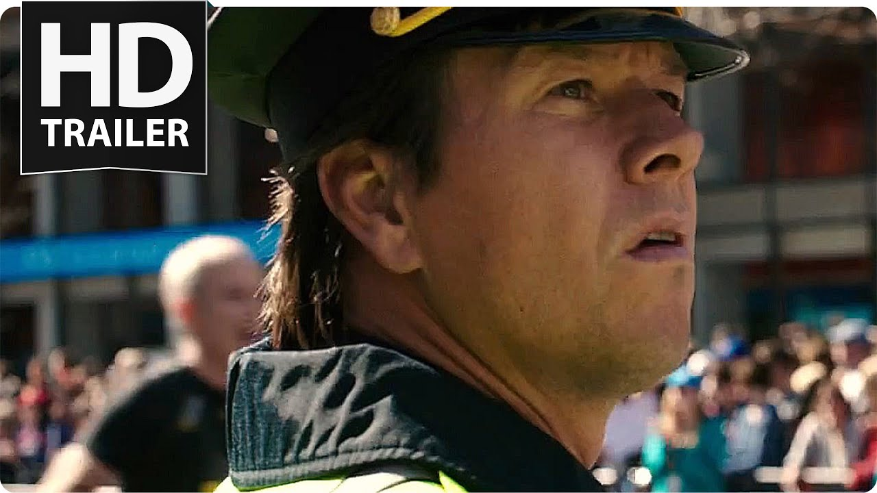 Download PATRIOTS DAY Trailer (2017) Mark Wahlberg Boston Marathon Bombing Movie
