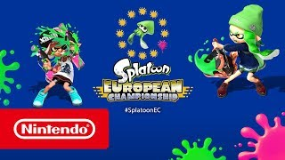 Splatoon European Championship – extended highlights