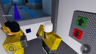 A Roblox Atom Fusion Reactor Experience : The great working escape ( Atom.co )