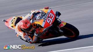 Behind the scenes of Marc Marquez's return to MotoGP at Grand Prix of Portugal | Motorsports on NBC