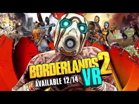 Borderlands 2 VR - Trailer de anuncio