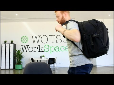 CANBERRA WORKSPACE TOUR & MY THOUGHTS ON CHANGING MY LIFESTYLE (Vlog 36)