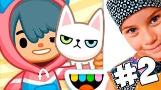 ГОСТИНИЦА ДЛЯ ЖИВОТНЫХ #2 веселое ВИДЕО ДЛЯ ДЕТЕЙ игровой мультик детская игра Toca Boca