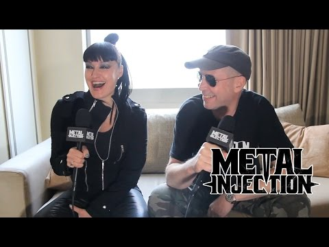 ASK THE ARTIST: 20 Questions With KMFDM | Metal Injection