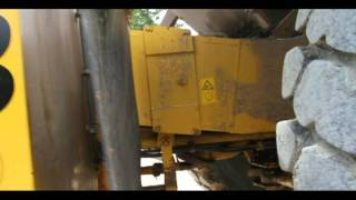Komatsu 785-5 100-Ton Haul Truck