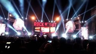 Setia Band - Rasa Yang Tertinggal&Aku Terjatuh (Konser-ROCK N'DUT Lapangn Martopuro Purwosari 5/8/17