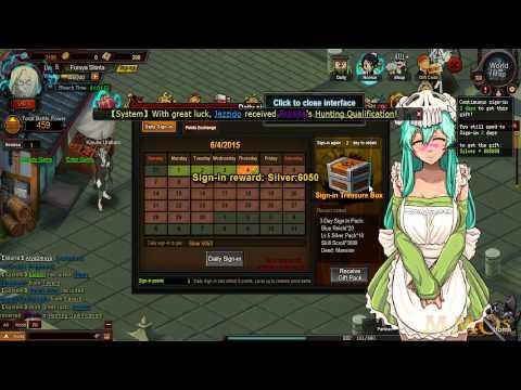 Bleach Online Gameplay First Look HD - MMOs.com