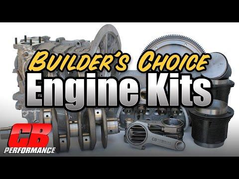 CB Performance - Builders Choice Engine Kits