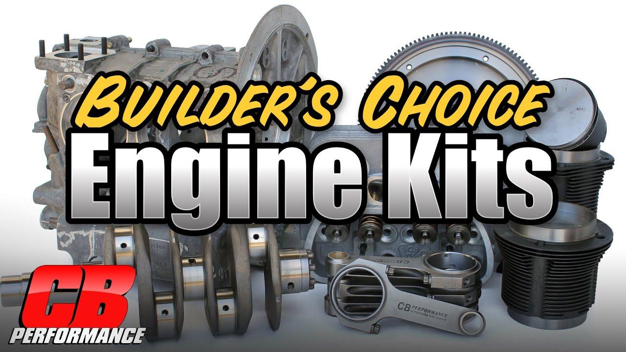1186 Builder's Choice Engine Kits - 200 HP 2332cc