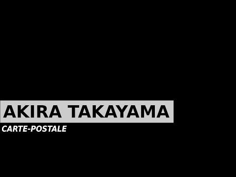 Carte Postale - Akira Takayama