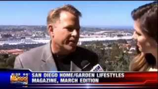Lars Remodeling - Cover of San Diego Home Garden Lifestyles Magazine