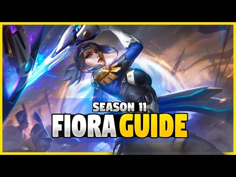 The ULTIMATE FIORA Guide - BEST Tips and Tricks | General Overview - Season 11