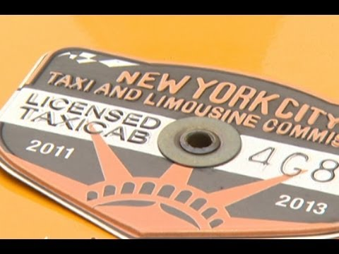 New York taxi medallions sell for $1m