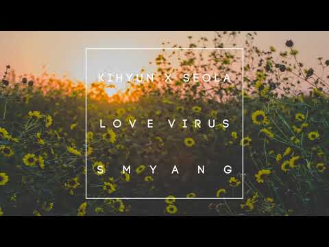 """[What's Wrong With Secretary Kim OST Part 1] Kihyun, Seola """"Love Virus"""" - Piano Cover"""