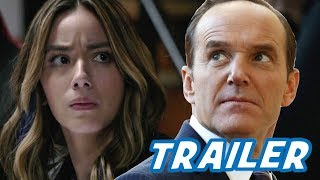 Past Ghosts & Pachacuti!!! Agents of SHIELD Season 6 Episode 11 Trailer & Synopsis Breakdown!!!