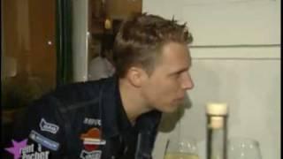 Oliver Pocher mit Britt eine Nacht