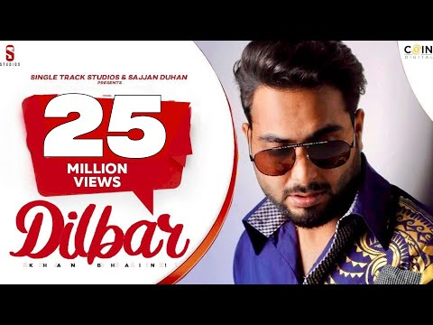 New Punjabi Songs 2021 Dilbar (Full Video) Khan Bhaini | Gur Sidhu Latest Punjabi Song Sukh Sanghera - Single Track Studio