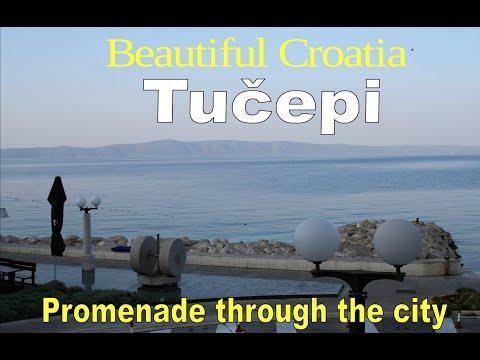 Tucepi 2019 Cycling Through The City