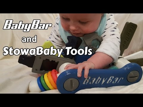 The Best of the BabyBar and the StowaBaby Tools