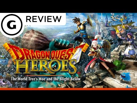 Dragon Quest Heroes: The World Tree's Woe and the Blight Below - Review