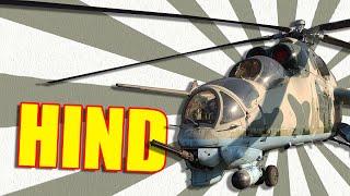 uamee - HIND [Mi-24 HARDBASS]