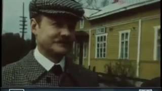 Репортаж со съемки фильма Приключения Шерлока Холмса и доктора Ватсона