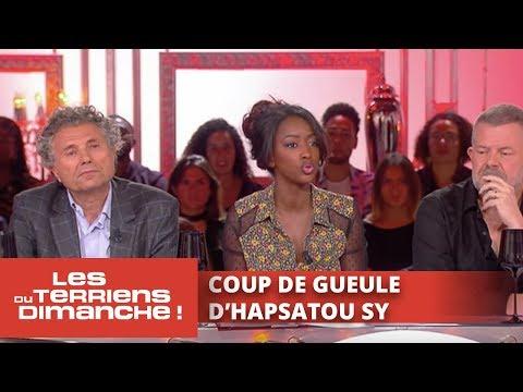 Le coup de gueule d'Hapsatou Sy sur l'affaire Angot/Rousseau
