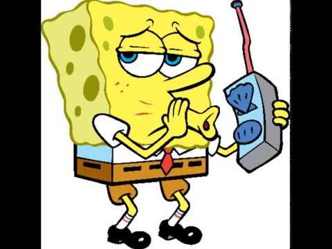 toque do bob esponja atende o celular