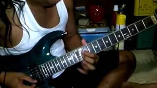 Bintang di surga dalam guitar Akhmad Yoeni