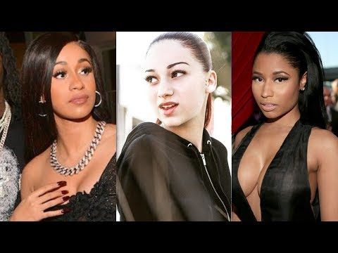 Bhad Bhabie Nominated for Top Female Rap Artist along with Cardi B & Nicki Minaj