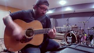 Burning Man - Dierks Bentley/Brothers Osborne (Drew Hale Cover) Video