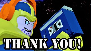 MrGamesRus Thanks You!- 720p HD
