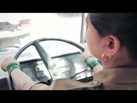 Woman on Wheels: Profile on Bangalore's First Woman Bus Driver
