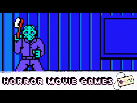 10 Video Games Based On Horror Movies Part 1 Youtube