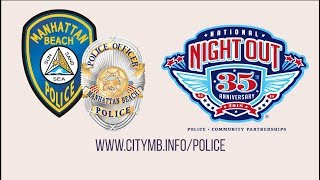 MBPD National Night Out 2018