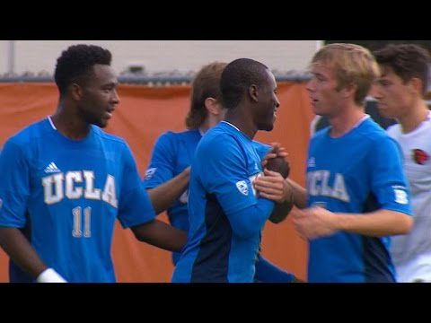 Recap: UCLA men's soccer outlasts Oregon State in high-scoring fest