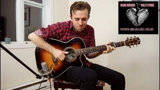 Baixar Mark Ronson - Nothing Breaks Like a Heart ft. Miley Cyrus (Fingerstyle Guitar) Gareth Pearson