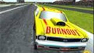 Burnout Championship Drag Racing PC