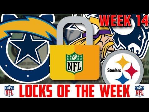 NFL Week 14 PICKS AGAINST THE SPREAD (NFL Week 14 Locks 2019)