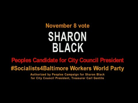 Sharon Black for City Council President