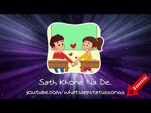 Subha Hone Na De || WhatsApp Status Songs || Lyrics