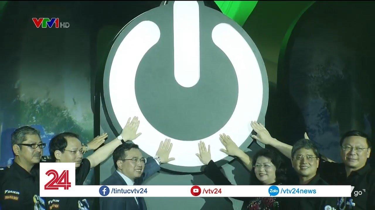 Hưởng ứng Giờ Trái Đất 2019: Việt Nam tiết kiệm được hơn 900 triệu đồng tiền điện   VTV24